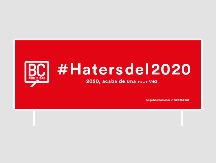 Haters del 2020